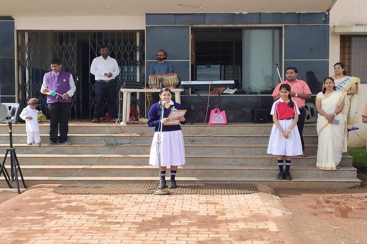 Kalpavruksha Model School-Speech
