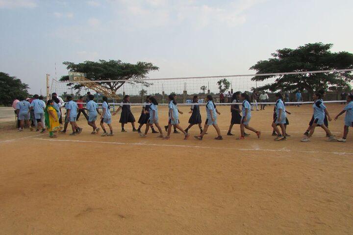 Kalpavruksha Model School-Sports
