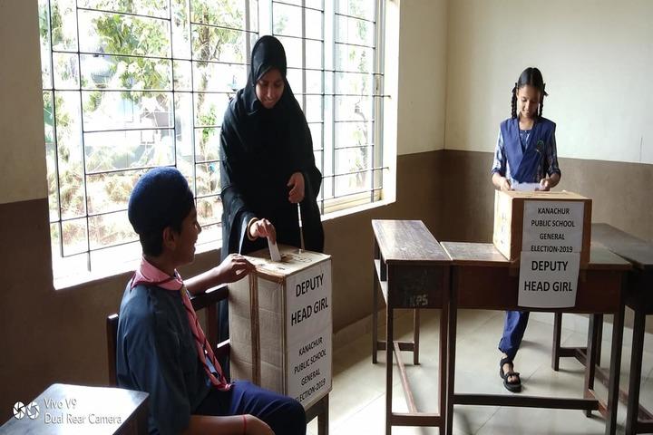 Kanachur Public School- Elections