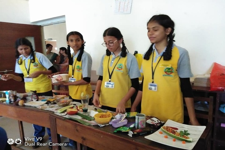 Kanachur Public School- Exhibition
