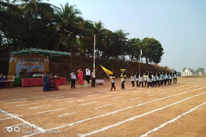 Kanachur Public School- Parade