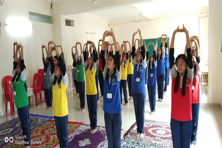 Kanachur Public School- Yoga