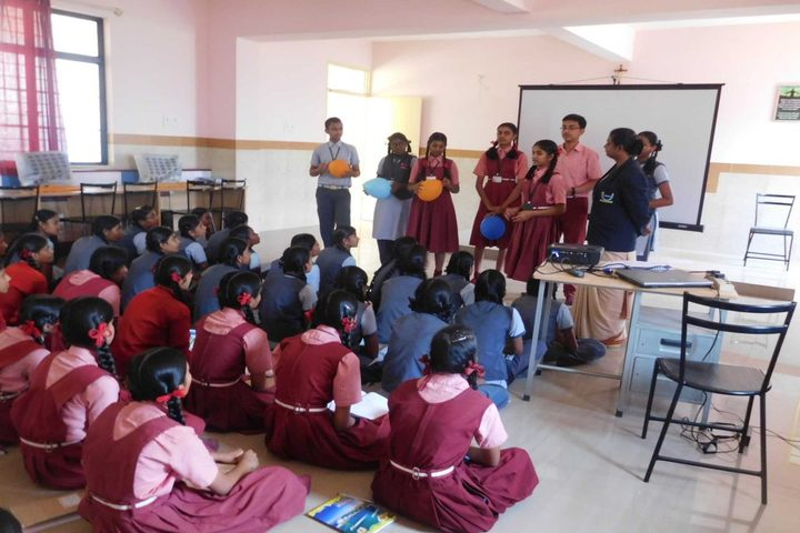 Katherine Public School- Activity