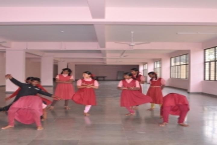 Katherine Public School- Dance Room