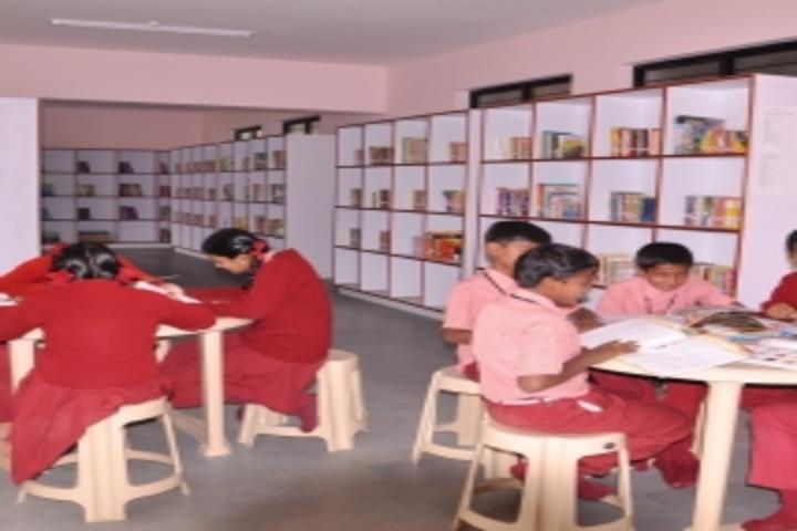 Katherine Public School- Library