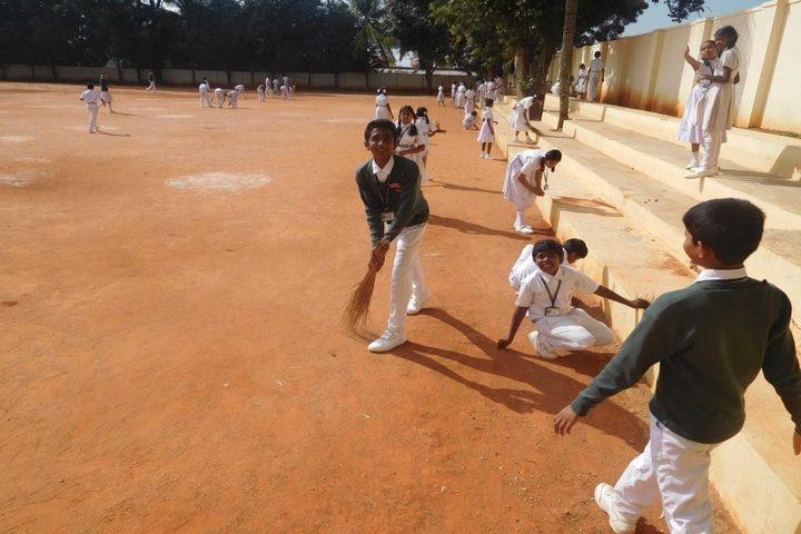 Katherine Public School- Playground