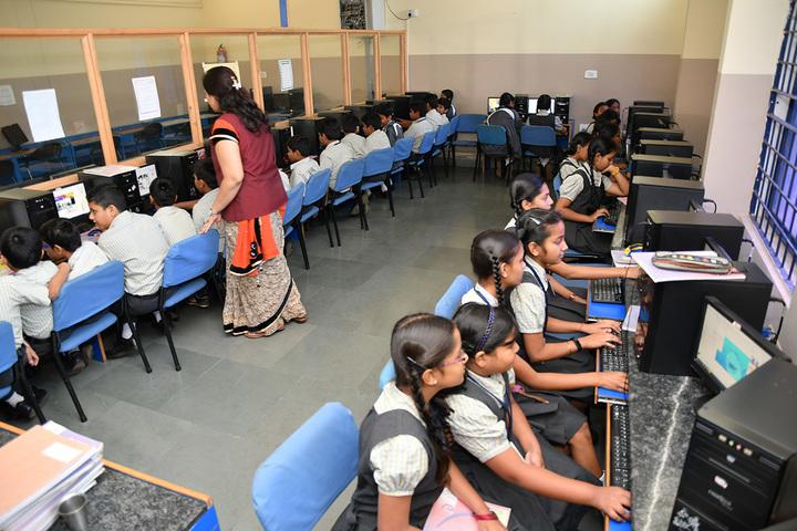Kautilya Vidyalaya- Computer lab