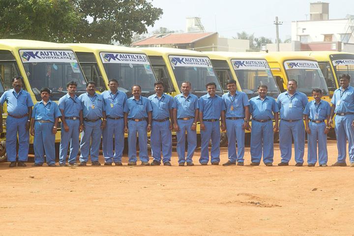 Kautilya Vidyalaya-Transport