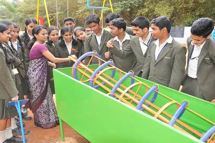 Kautilya Vidyalaya-science park