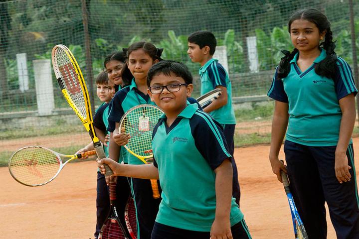 Kautilya Vidyalaya-tennis