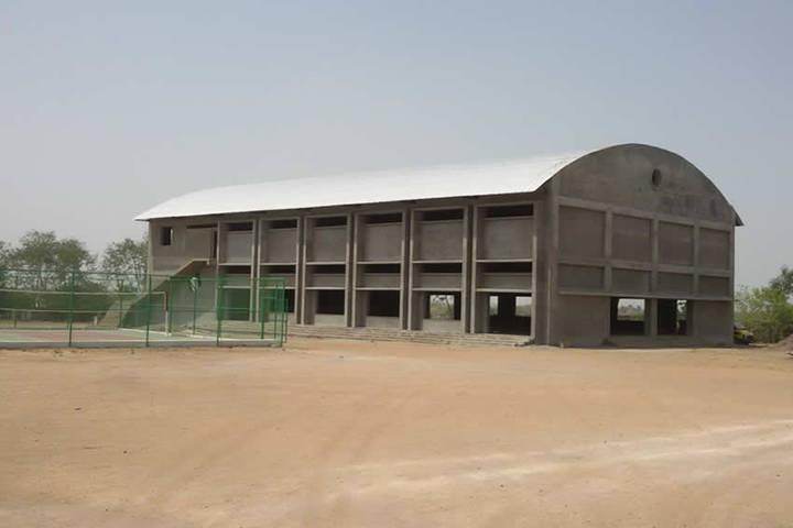 Kenbridge School- Multipurpose hall
