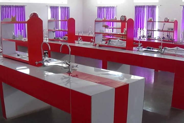 Kenbridge School-Science lab