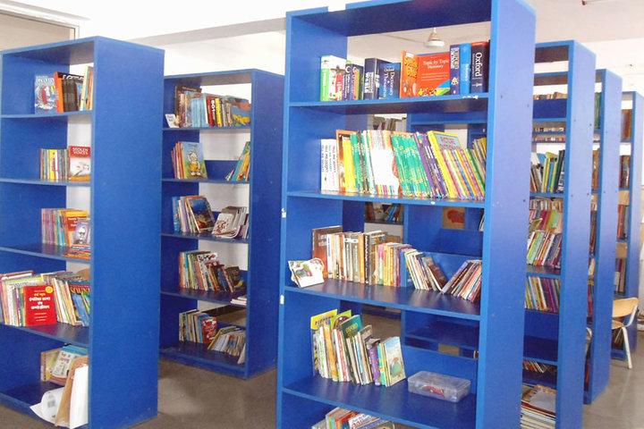 Kenbridge School-library