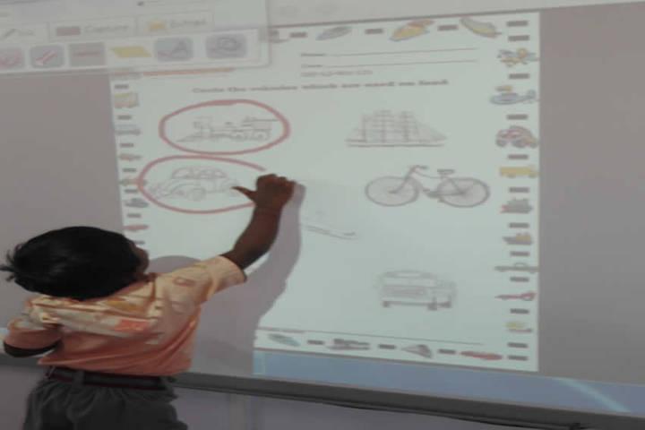 Kenbridge School-smartclass
