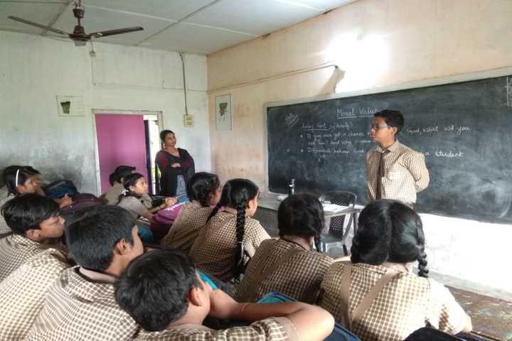 Elite academy - classroom