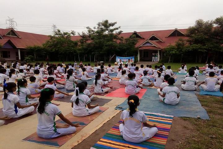 Elite academy - yoga