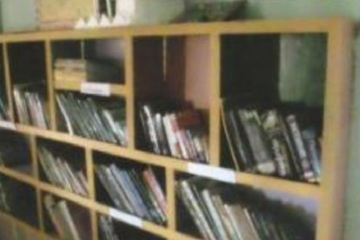 Elite academy - library