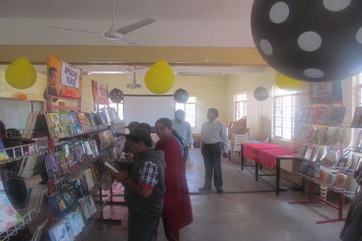 Kendriya Vidyalaya-Library week