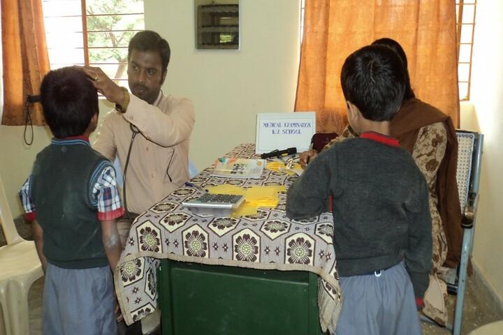 Kendriya Vidyalaya- Medical Checkup