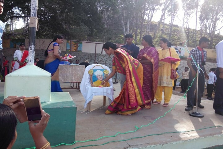 Kendriya Vidyalaya- Teachers Day