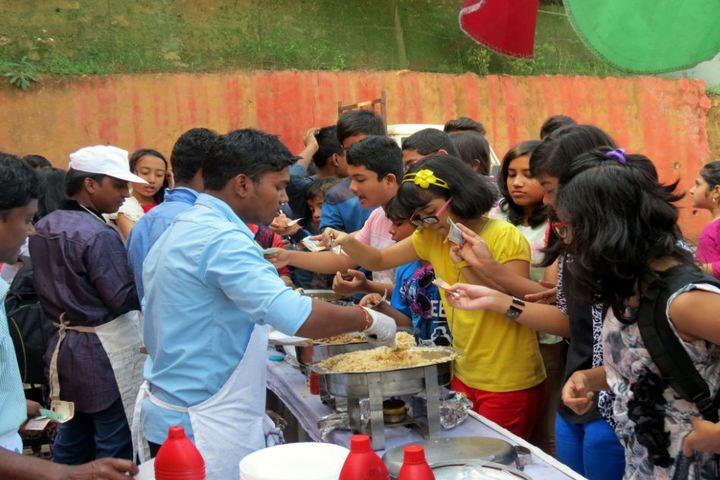 Faculty High School-Food Festival