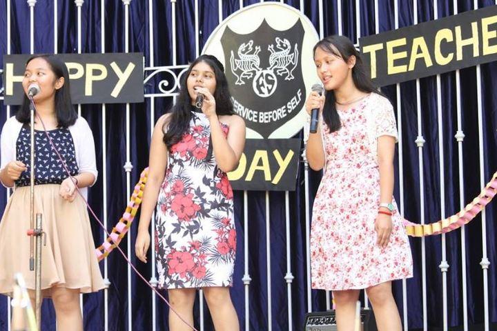 Faculty High School-Singing