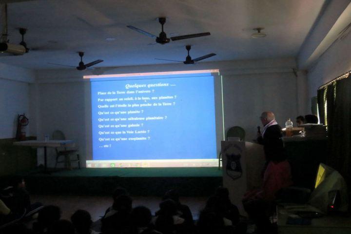Faculty High School-Smart Class