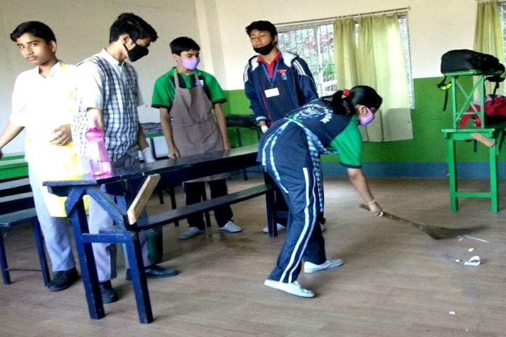 Faculty High School-Swacch Bharat