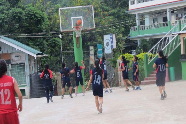 Faculty High School-Basket Ball