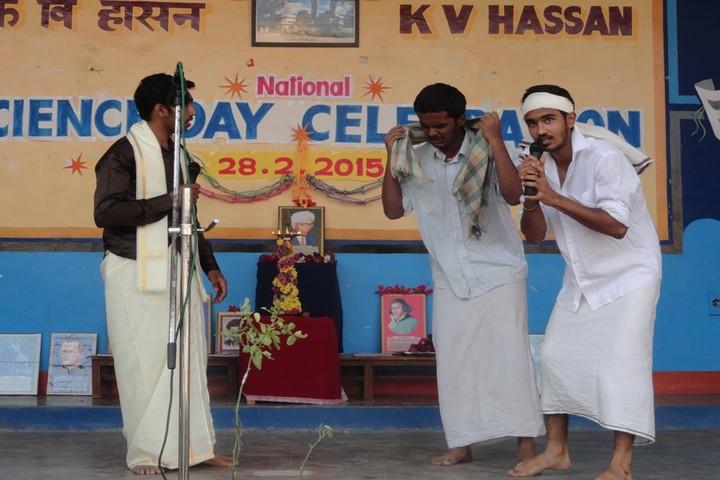 Kendriya Vidyalaya- Drama