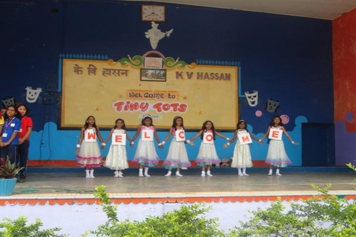Kendriya Vidyalaya- Orientation day