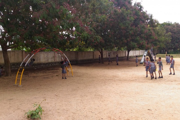 Kendriya Vidyalaya- Playground