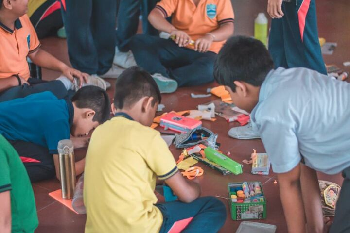 Faculty Higher Secondary School-Art and Craft