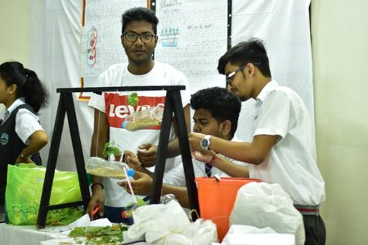 Faculty Higher Secondary School-Science Exhibition