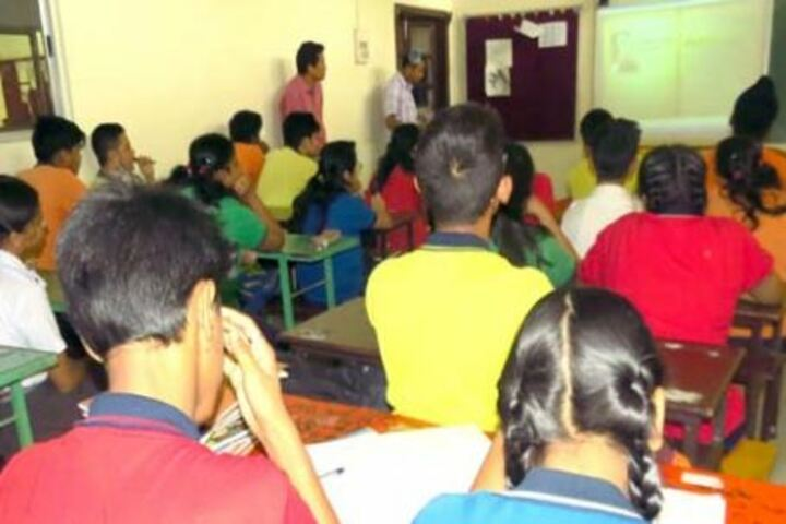 Faculty Higher Secondary School-Smart Classroom