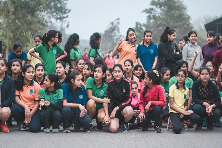 Faculty Higher Secondary School-Sports