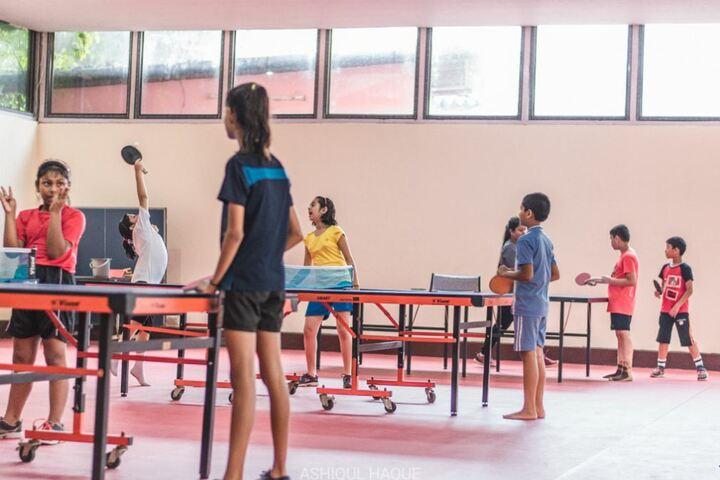 Faculty Higher Secondary School-Indoor Games
