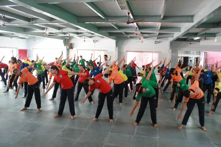 Faculty Higher Secondary School-Yoga