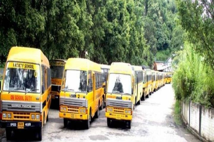Faculty Higher Secondary School-Transport
