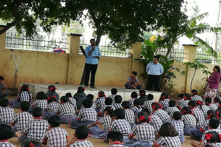 Kendriya Vidyalaya-Awareness Programme