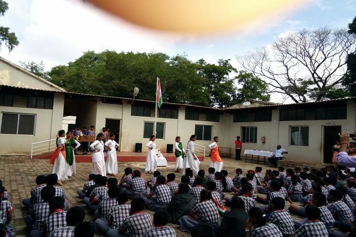 Kendriya Vidyalaya-Insependence Day