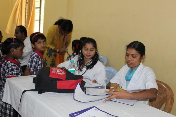 Kendriya Vidyalaya- Health Checkup