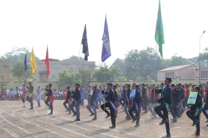 Kendriya Vidyalaya- Sports Day