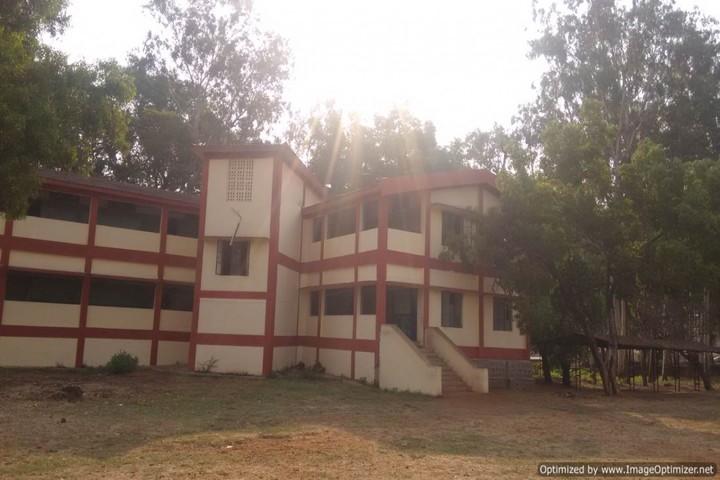 Kendriya Vidyalaya No 2- School Building