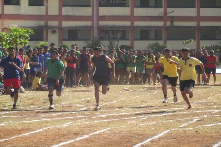 Kendriya Vidyalaya No 2- Sports day