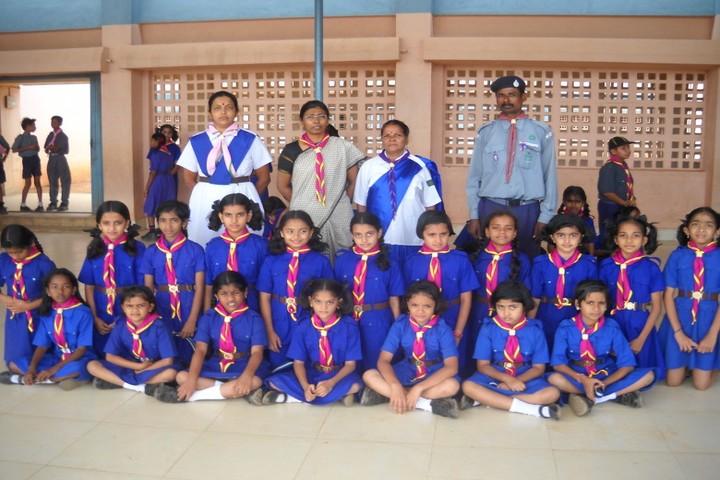 Kendriya Vidyalaya No 1- Scouts and Guides