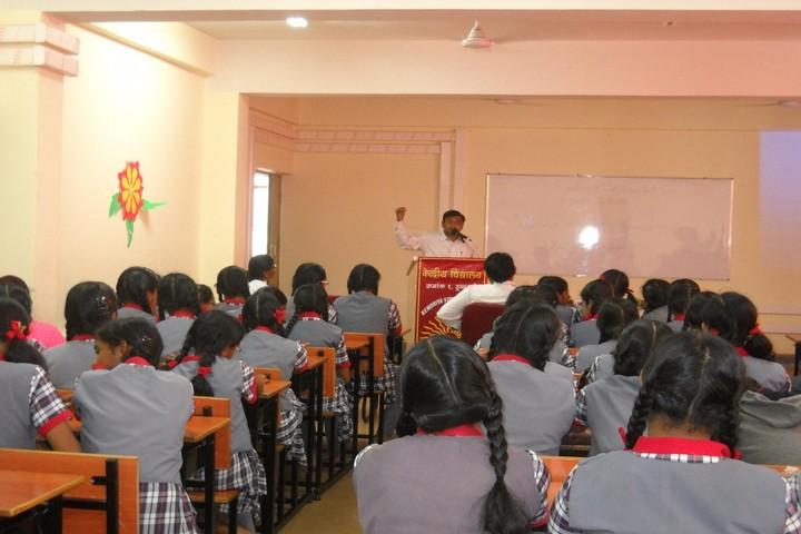 Kendriya Vidyalaya No1- Guest Lecture