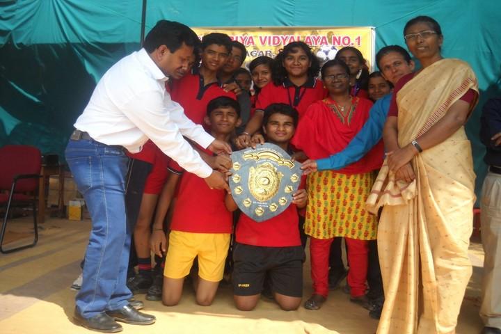 Kendriya Vidyalaya No1- Sports Day