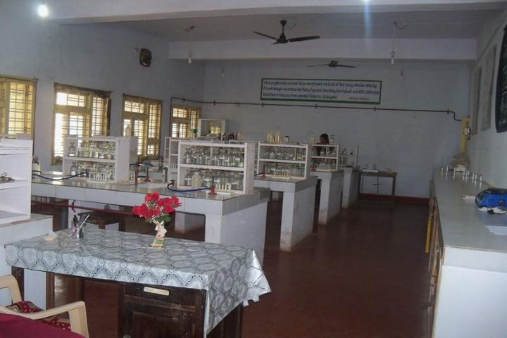 Kendriya Vidyalaya No1-Chemistry lab
