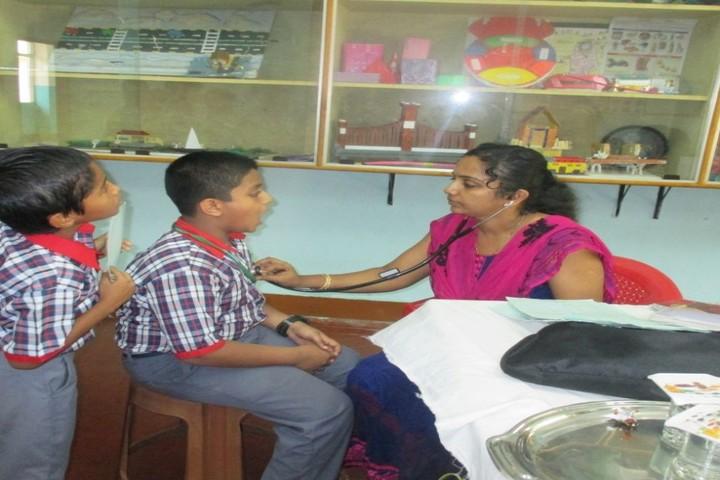 Kendriya Vidyalaya No1-Medical Check up